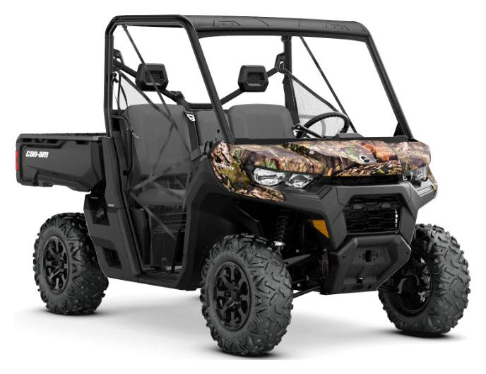 2020 Can-Am Defender DPS HD8 in Chesapeake, Virginia - Photo 1