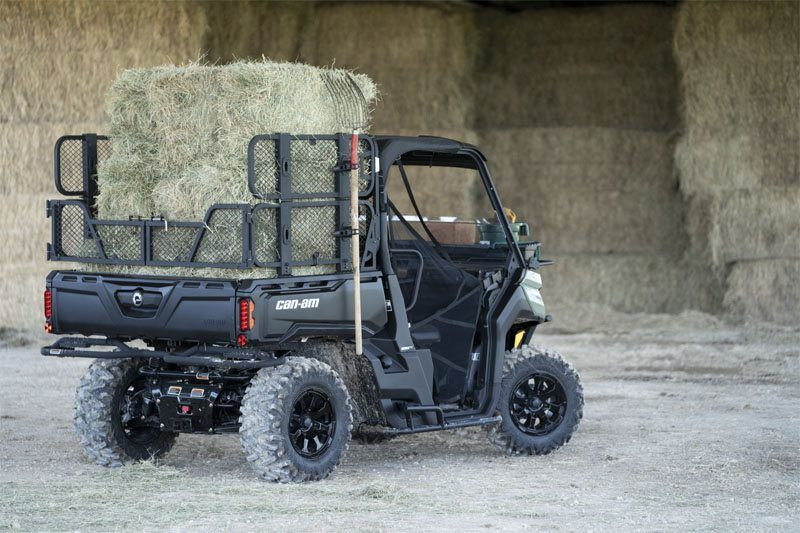 2020 Can-Am Defender DPS HD8 in Wilmington, Illinois - Photo 4
