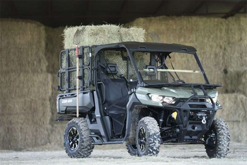 2020 Can-Am Defender DPS HD8 in Hollister, California - Photo 5