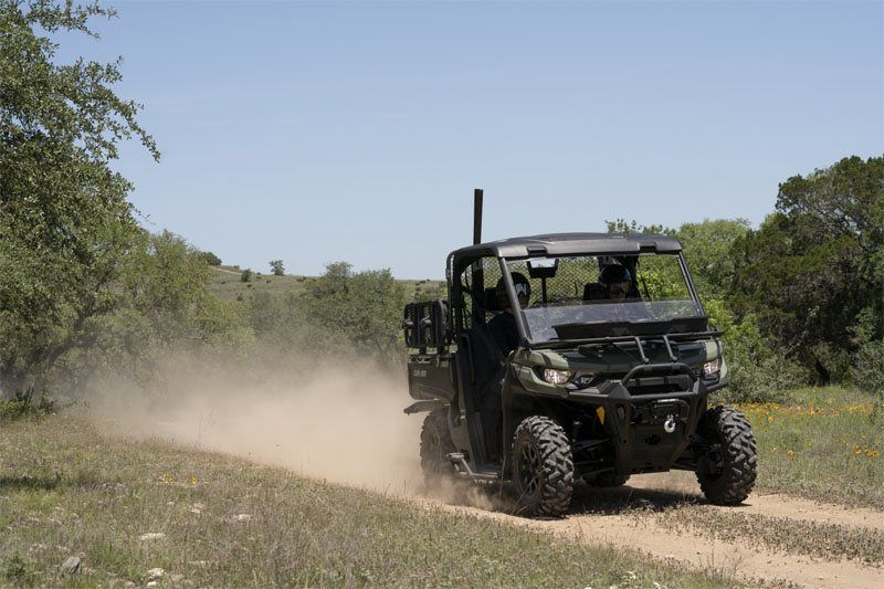 2020 Can-Am Defender DPS HD8 in Conroe, Texas - Photo 8