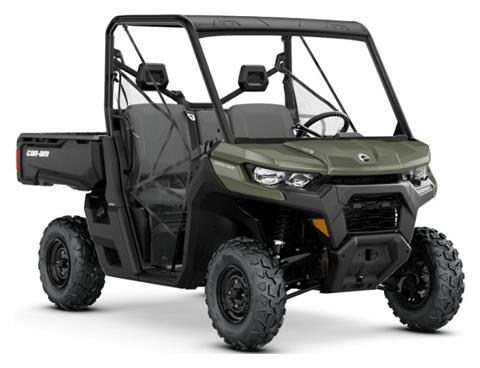 2020 Can-Am Defender HD5 in Hillman, Michigan