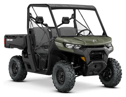 2020 Can-Am Defender HD8 in Woodruff, Wisconsin