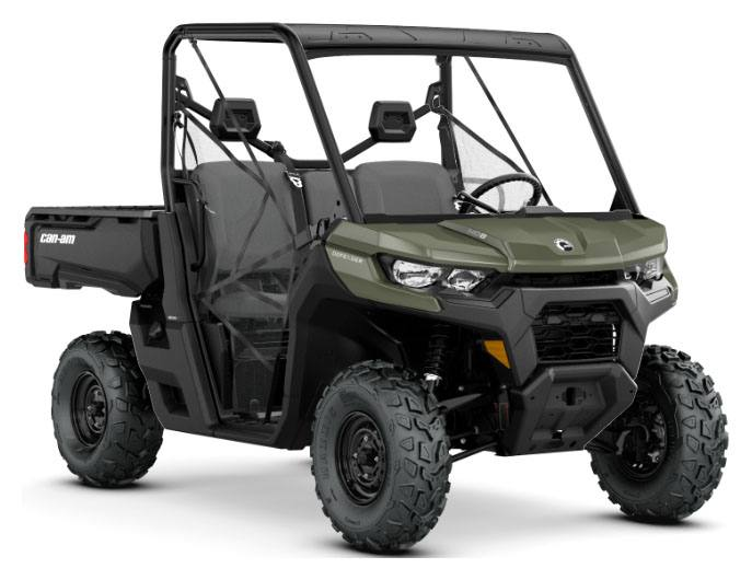 2020 Can-Am Defender HD8 in Derby, Vermont - Photo 1