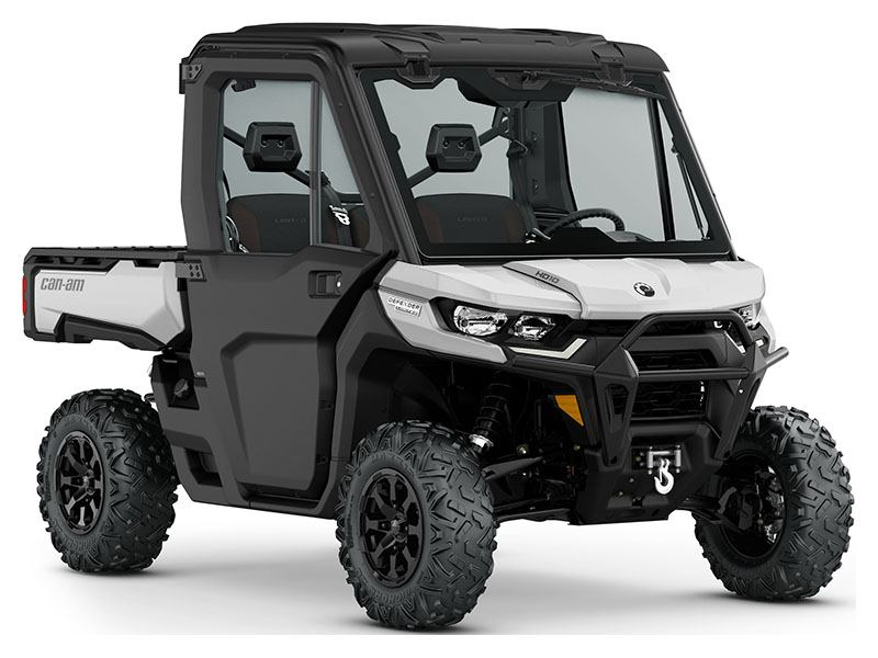 2020 Can-Am Defender Limited HD10 in Amarillo, Texas - Photo 19