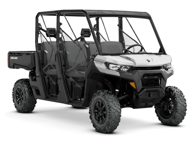 2020 Can-Am Defender MAX DPS HD10 in Albemarle, North Carolina - Photo 1