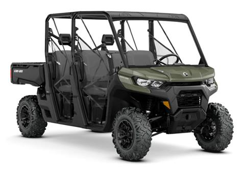 2020 Can-Am Defender MAX DPS HD8 in Colebrook, New Hampshire