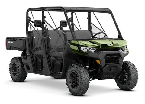 2020 Can-Am Defender MAX DPS HD8 in Roscoe, Illinois