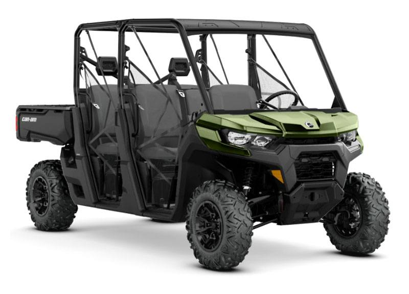 2020 Can-Am Defender MAX DPS HD8 in Colebrook, New Hampshire - Photo 1
