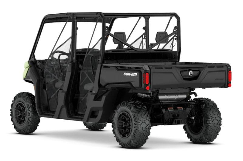 2020 Can-Am Defender MAX DPS HD8 in Savannah, Georgia - Photo 2