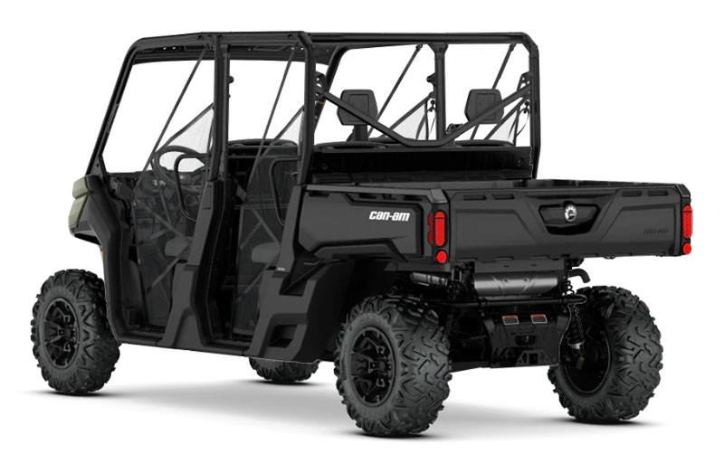 2020 Can-Am Defender MAX DPS HD8 in Bozeman, Montana - Photo 2