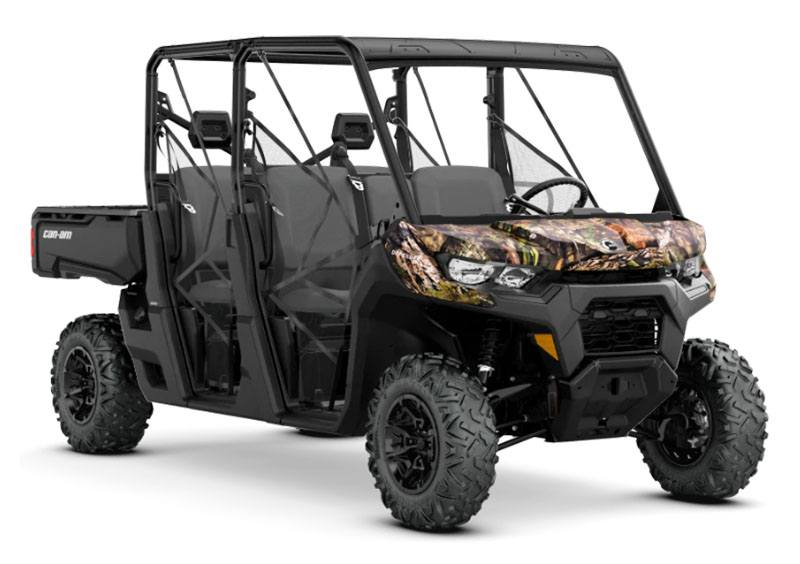 2020 Can-Am Defender MAX DPS HD8 in Barre, Massachusetts - Photo 1
