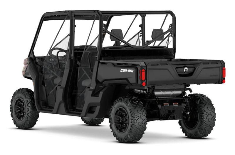 2020 Can-Am Defender MAX DPS HD8 in Shawnee, Oklahoma - Photo 2