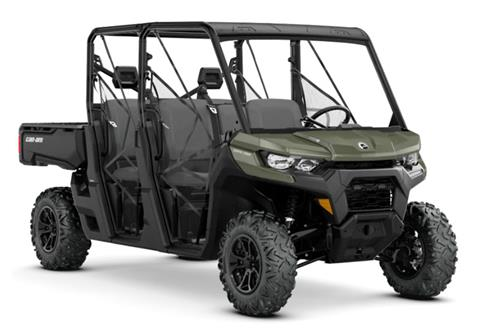 2020 Can-Am Defender MAX HD8 in Hillman, Michigan