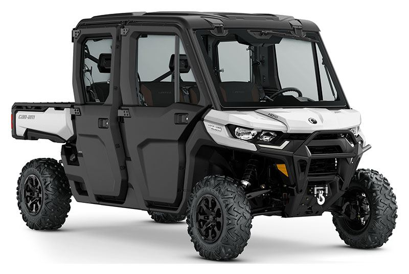 2020 Can-Am Defender Max Limited HD10 in Augusta, Maine - Photo 1