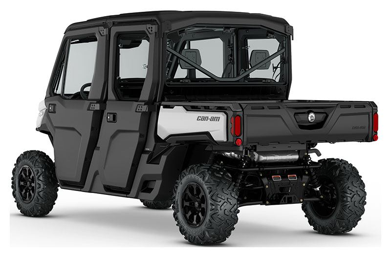 2020 Can-Am Defender Max Limited HD10 in Albuquerque, New Mexico - Photo 4