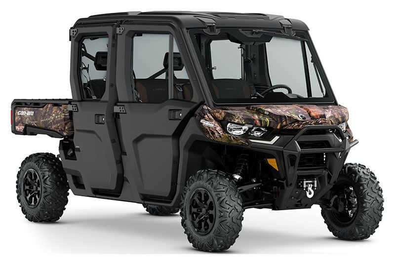 2020 Can-Am Defender Max Limited HD10 in Oklahoma City, Oklahoma - Photo 1