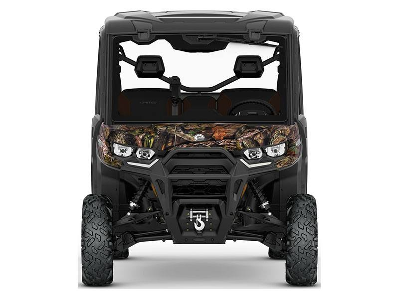 2020 Can-Am Defender Max Limited HD10 in Chesapeake, Virginia - Photo 3