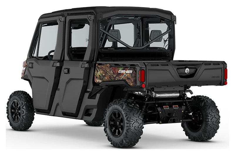 2020 Can-Am Defender Max Limited HD10 in Oklahoma City, Oklahoma - Photo 4