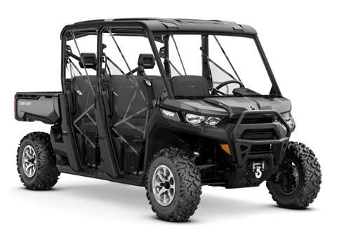 2020 Can-Am Defender MAX Lone Star HD10 in Greenwood, Mississippi