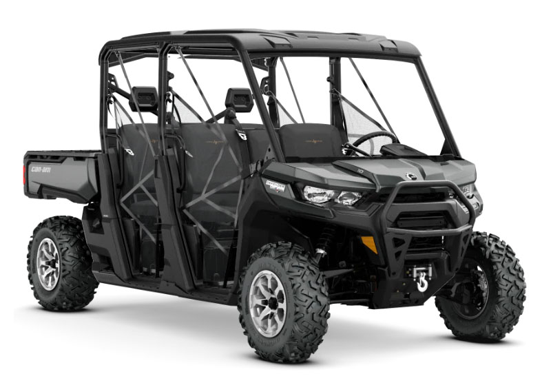 2020 Can-Am Defender MAX Lone Star HD10 in Algona, Iowa - Photo 1