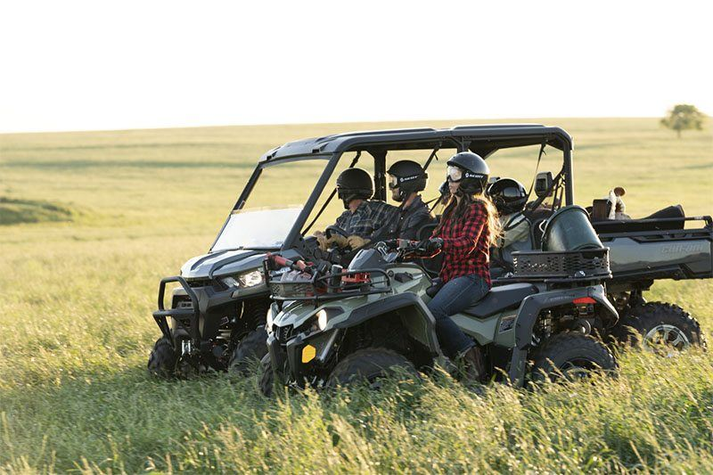 2020 Can-Am Defender MAX Lone Star HD10 in Great Falls, Montana - Photo 4