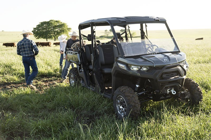 2020 Can-Am Defender MAX Lone Star HD10 in Mineral Wells, West Virginia - Photo 5