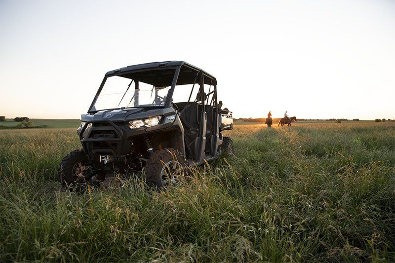 2020 Can-Am Defender MAX Lone Star HD10 in Roscoe, Illinois - Photo 19