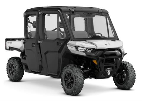 2020 Can-Am Defender MAX XT CAB HD10 in Barre, Massachusetts