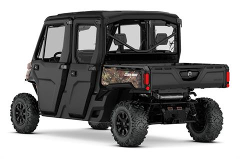 2020 Can-Am Defender MAX XT CAB HD10 in Wilmington, Illinois - Photo 2