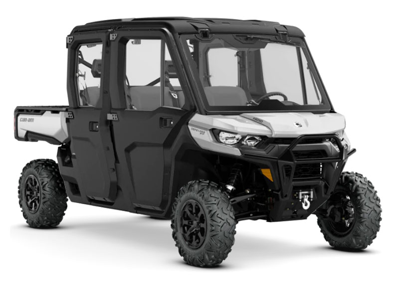 2020 Can-Am Defender MAX XT CAB HD10 in Castaic, California - Photo 1