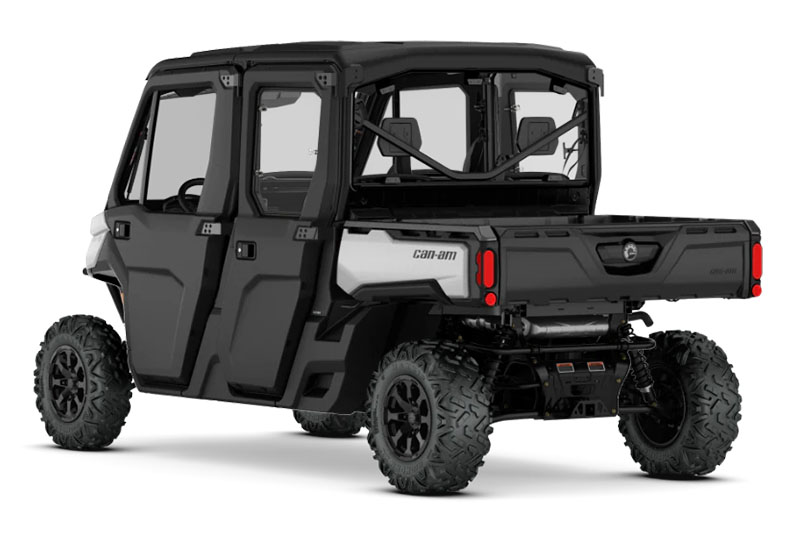 2020 Can-Am Defender MAX XT CAB HD10 in Bennington, Vermont - Photo 2