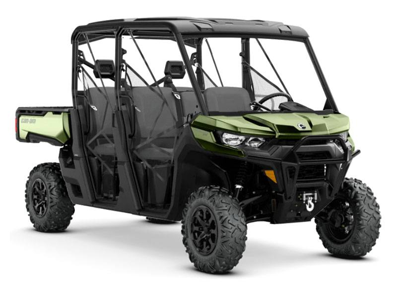 2020 Can-Am Defender MAX XT HD10 in Great Falls, Montana - Photo 1