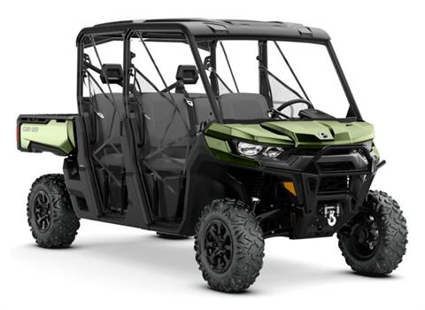2020 Can-Am Defender MAX XT HD10 in Augusta, Maine