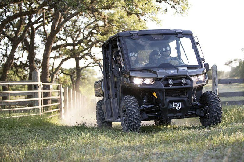 2020 Can-Am Defender MAX XT HD10 in Leesville, Louisiana - Photo 4
