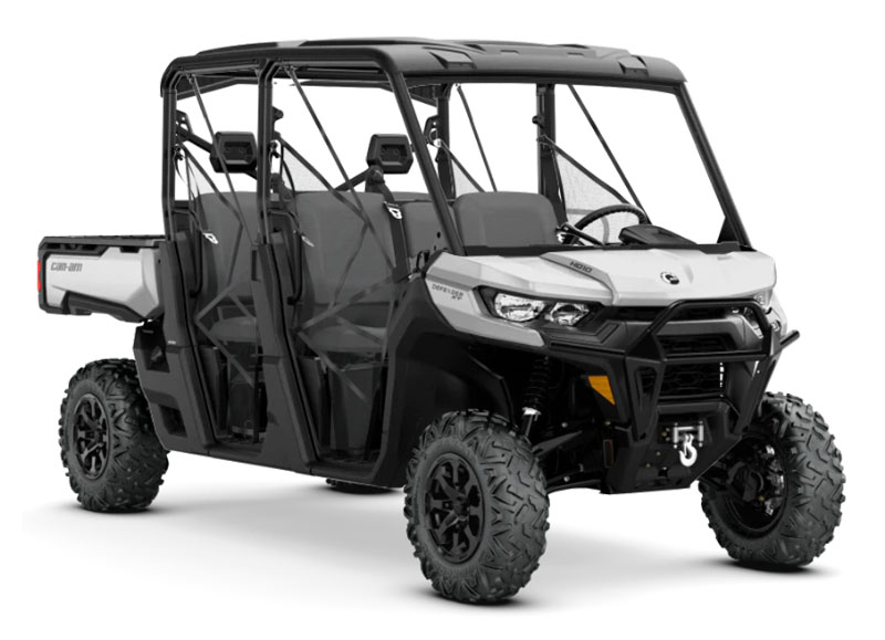2020 Can-Am Defender MAX XT HD10 in Chesapeake, Virginia - Photo 1