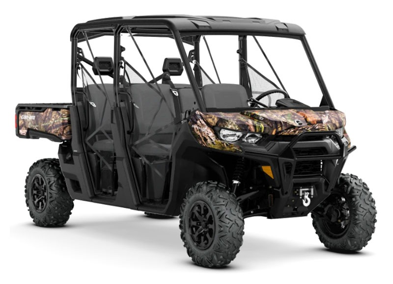 2020 Can-Am Defender MAX XT HD10 in Santa Rosa, California - Photo 1