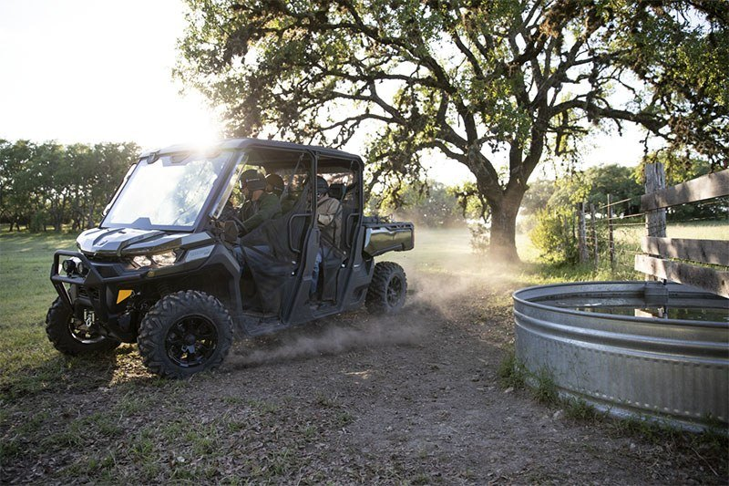 2020 Can-Am Defender MAX XT HD10 in Lafayette, Louisiana - Photo 5