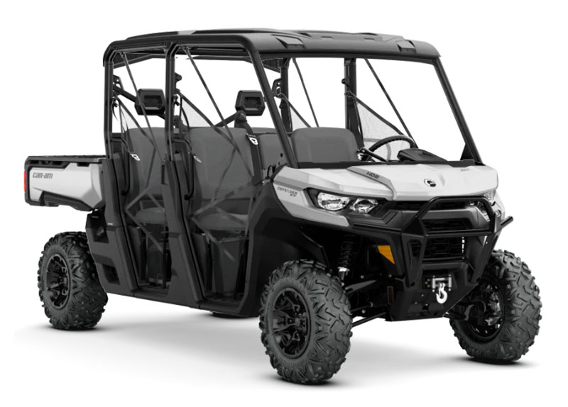 2020 Can-Am Defender MAX XT HD8 in Coos Bay, Oregon - Photo 1