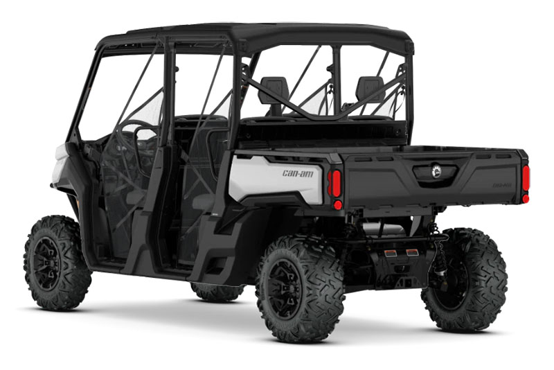 2020 Can-Am Defender MAX XT HD8 in Santa Rosa, California - Photo 2