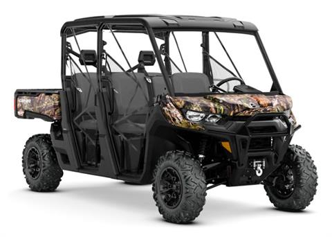 2020 Can-Am Defender MAX XT HD8 in Jones, Oklahoma - Photo 1
