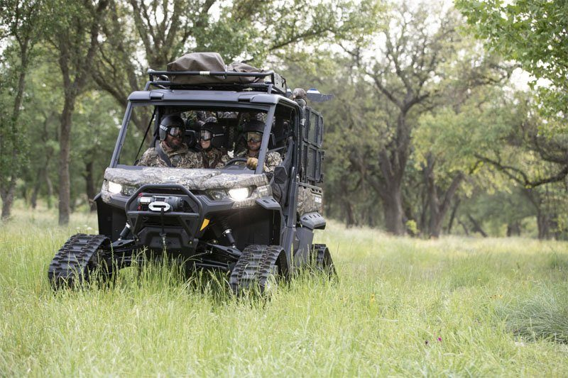 2020 Can-Am Defender Mossy Oak Edition HD10 in Tifton, Georgia - Photo 7