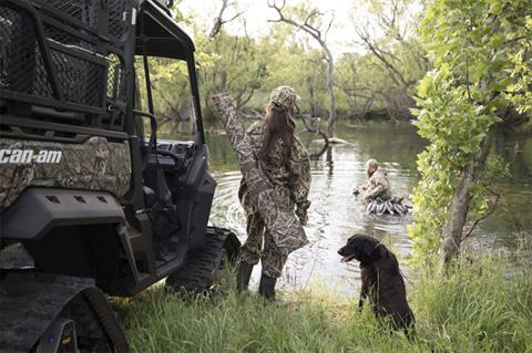 2020 Can-Am Defender Mossy Oak Edition HD10 in Land O Lakes, Wisconsin - Photo 10