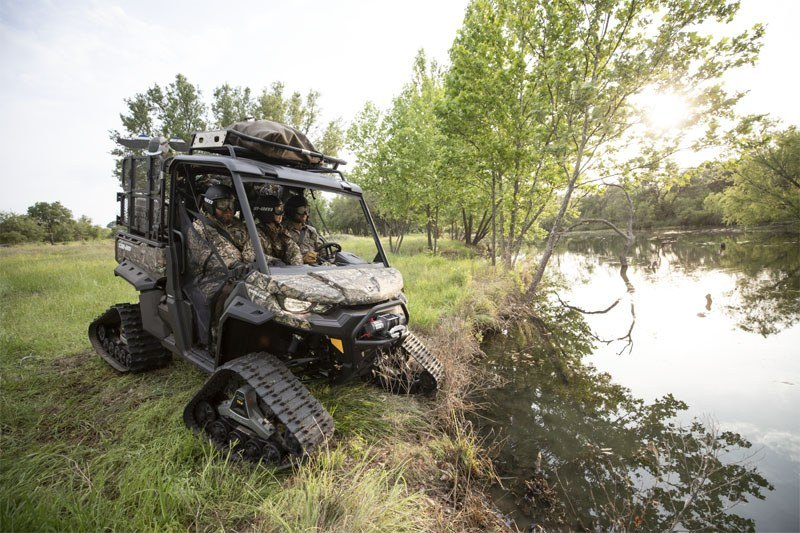 2020 Can-Am Defender Mossy Oak Edition HD10 in Tifton, Georgia - Photo 13