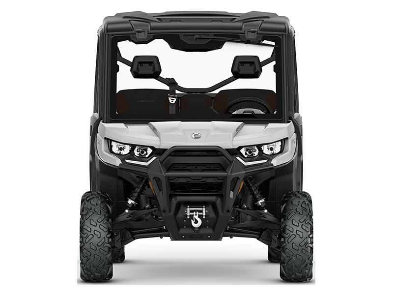 2020 Can-Am Defender Limited HD10 in Tulsa, Oklahoma - Photo 3