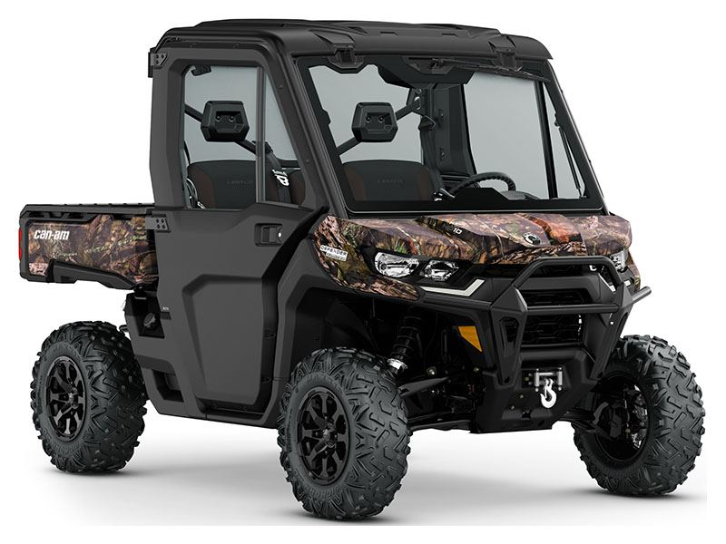 2020 Can-Am Defender Limited HD10 in Santa Rosa, California - Photo 1