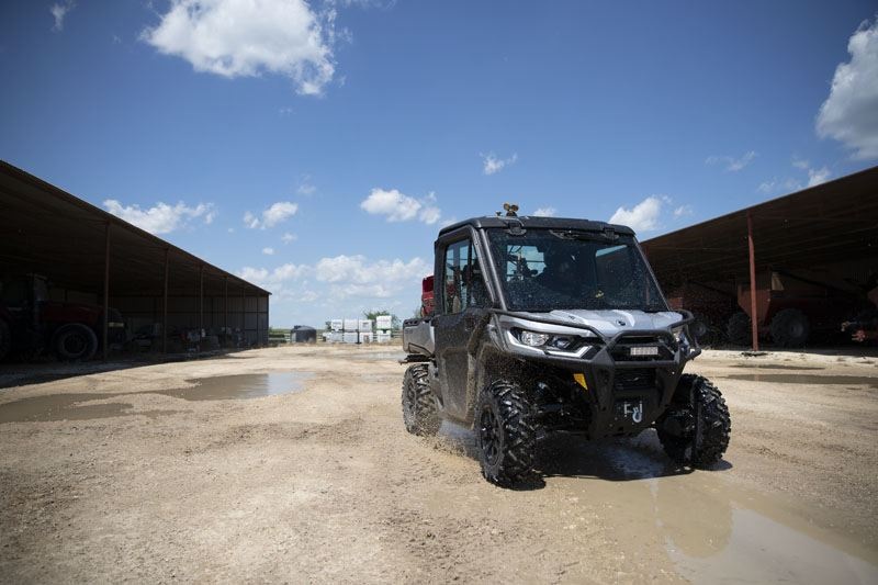 2020 Can-Am Defender Limited HD10 in Wilmington, Illinois - Photo 6
