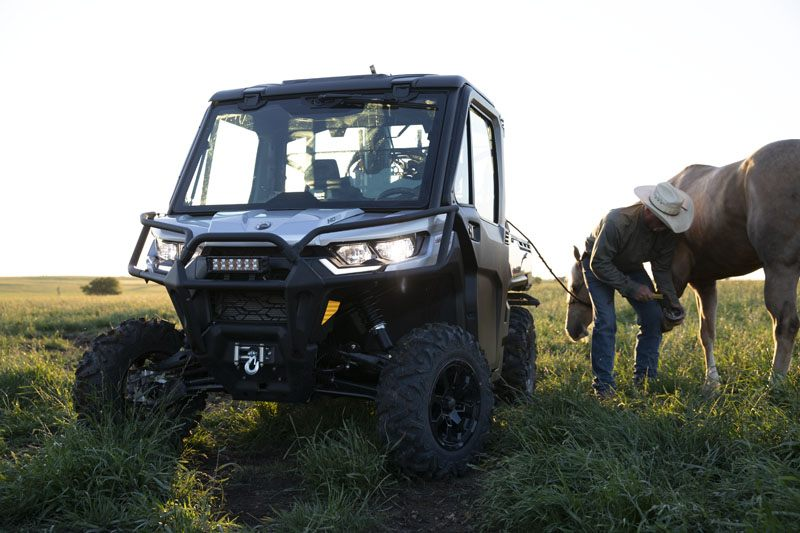 2020 Can-Am Defender Limited HD10 in Wilmington, Illinois - Photo 11