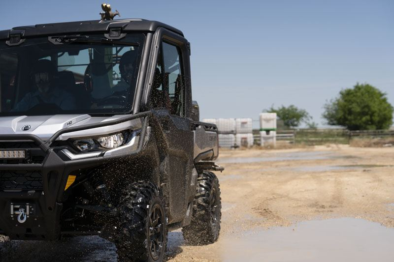 2020 Can-Am Defender Limited HD10 in Tulsa, Oklahoma - Photo 16
