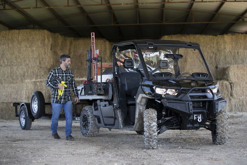 2020 Can-Am Defender Pro XT HD10 in Springfield, Missouri - Photo 9