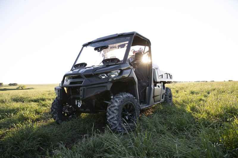 2020 Can-Am Defender Pro XT HD10 in Barre, Massachusetts - Photo 10